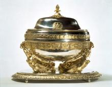 Candelabra and Soup Tureens