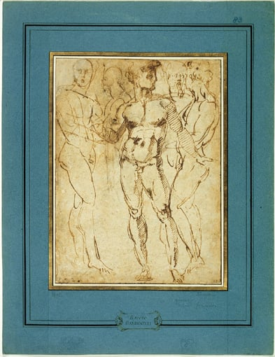 Weld Collection of Old Master Drawings