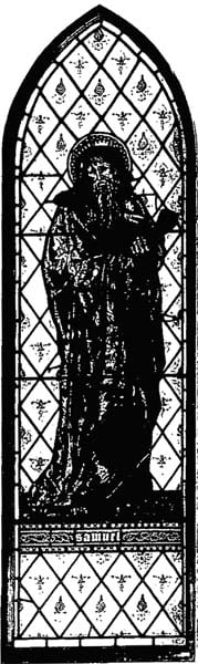 Stained Glass: Samuel