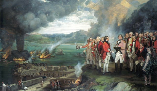 The Siege of Gibraltar