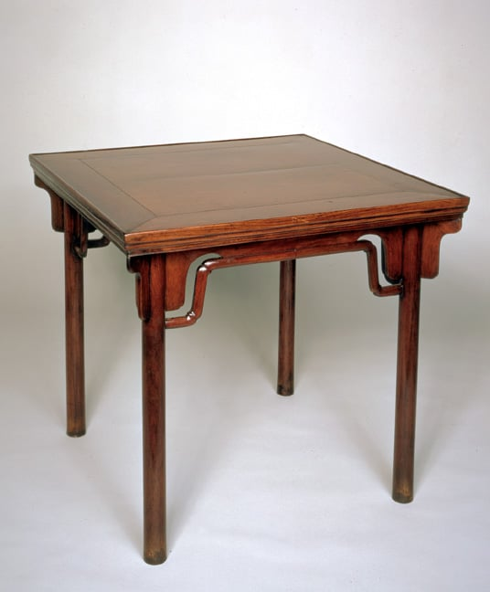 Ming dynasty table