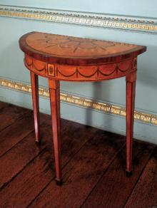 Pair of Pier Tables