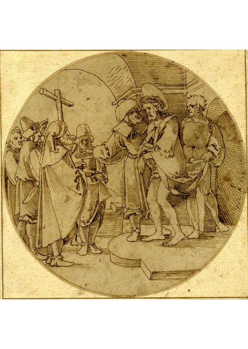 Christ shown to the people