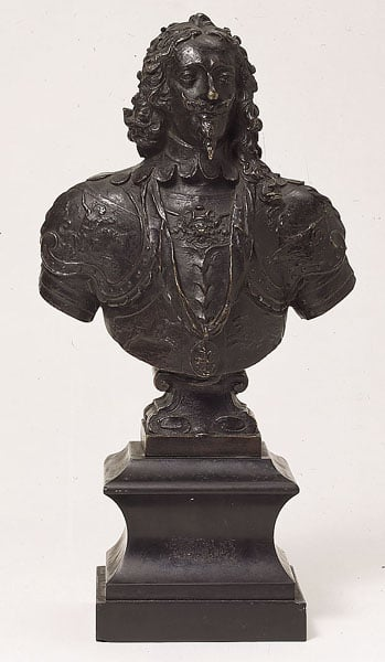 Bust of King Charles I