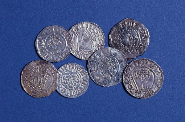 Conte collection of medieval coins