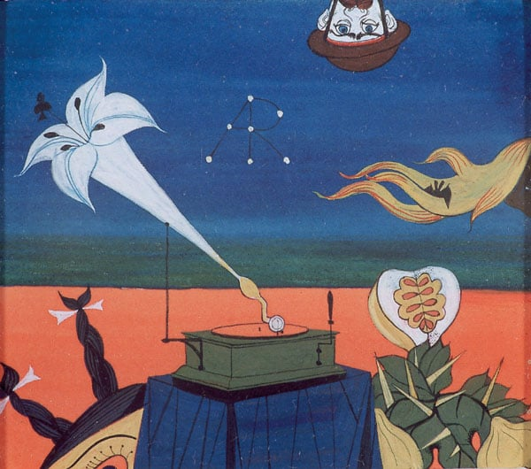 Group of Surrealist Works