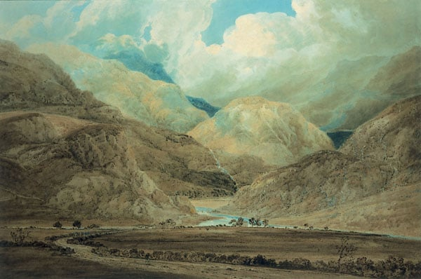 A Grand View of Snowdon