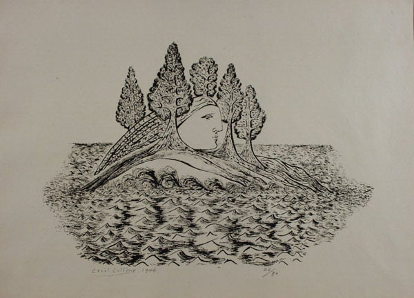 1) Head; 2) The Island; 3) Head in a Tree (Tree and Hills)
