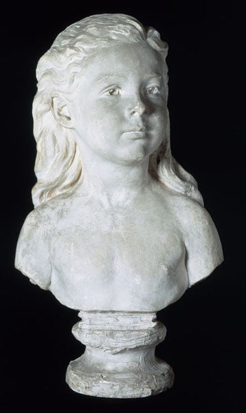 Model of the Head of Arthur St Clair Anstruther Thomson