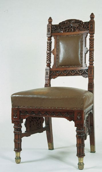 Dining Chairs from the Durbar Room
