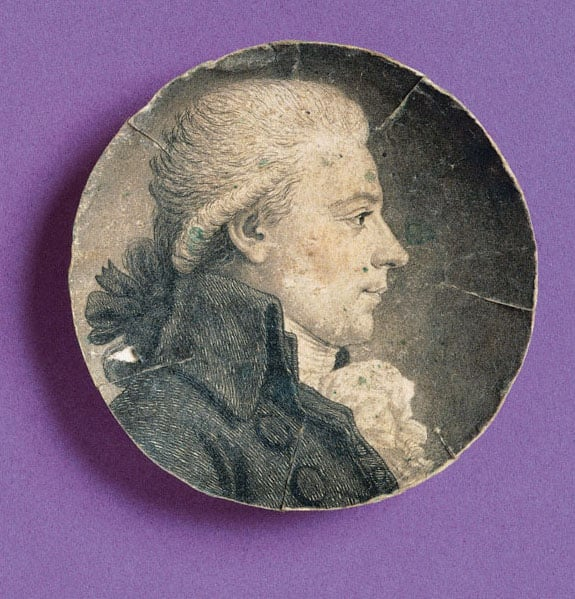 Items from the James Watt Collection