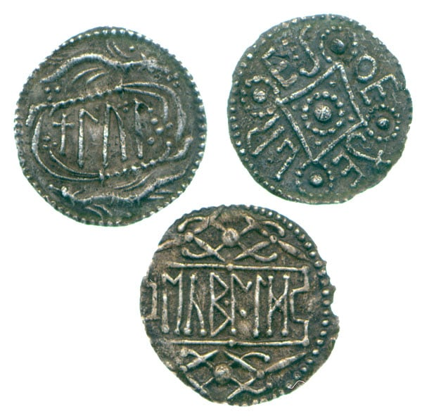 15 coins of King Offa