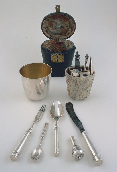 Bill Brown Collection of historic cutlery