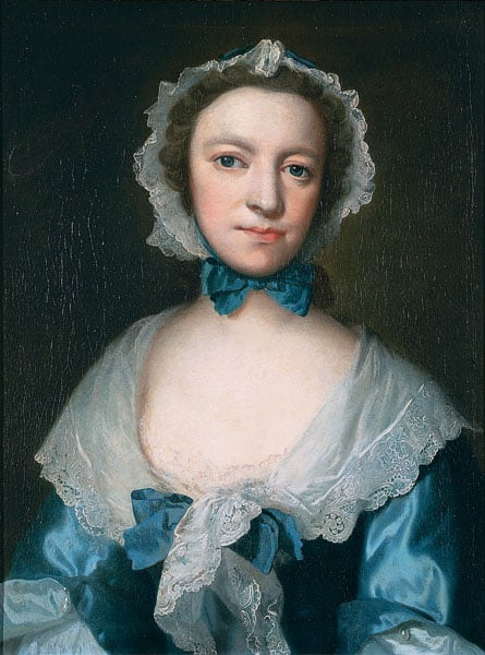 Portrait of Lettice Mary Banks