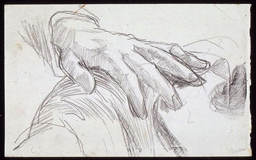 Collection of studies and sketches