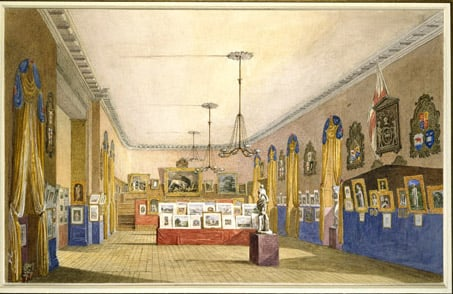 An Exhibition at the Old Town Hall, Oxford