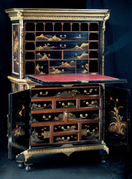 Fall-front secretaire