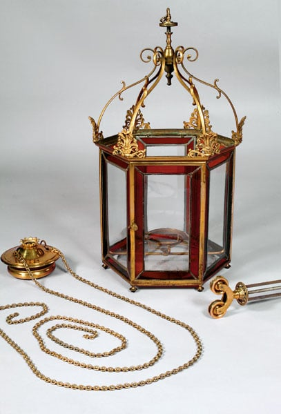 Hall or staircase lantern