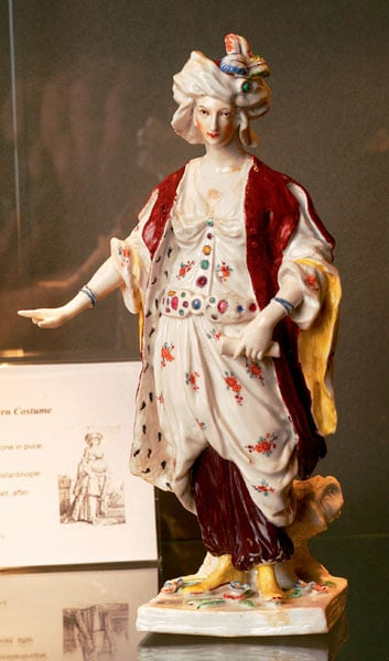 Lady Ludlow Collection of English Porcelain