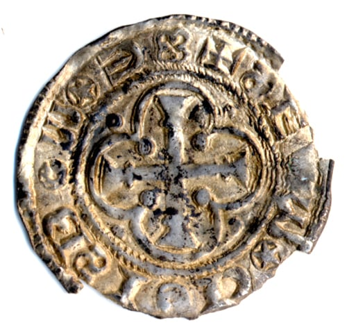 Penny of William of Aumale, Earl of York
