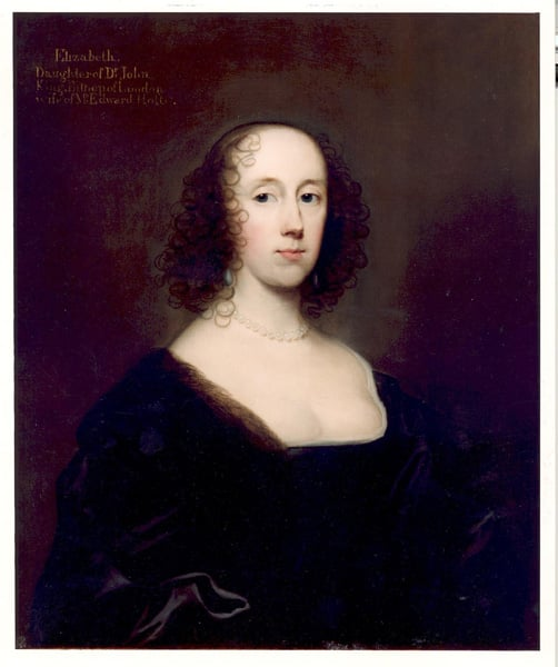 Portraits of Edward Holte (1600-1643) and his wife Elizabeth (née King)