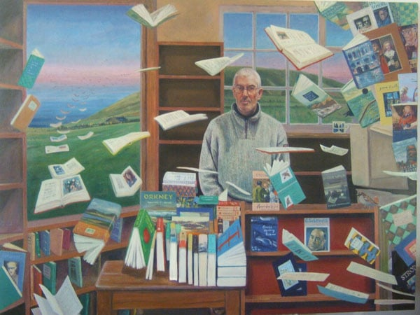 The Bookseller of Stromness