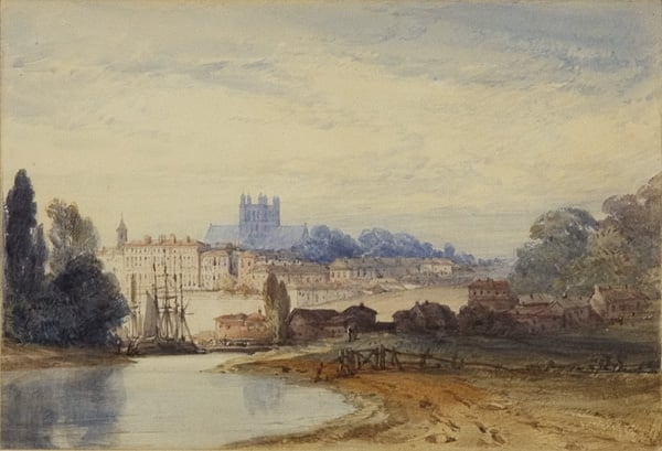 A View of Exeter