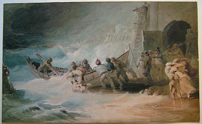 Launching the Lifeboat