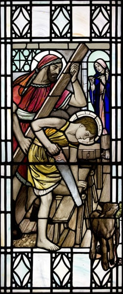 © The Stained Glass Museum