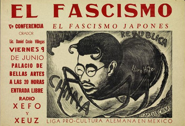 Collection of Mexican posters