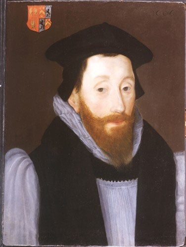 Portrait of George Lloyd, Bishop of Chester