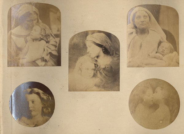 Miniature edition of Mrs Cameron's Photographs from Life