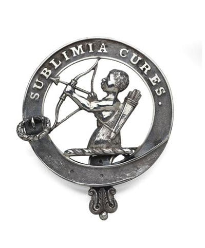 Clan badge of the Bowman family