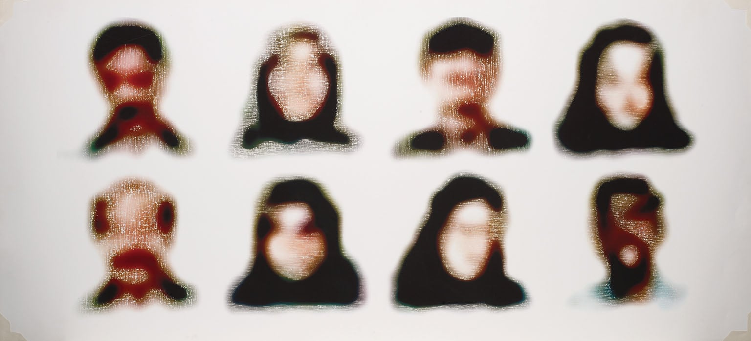 Most Wanted (Art Fund Collection of Middle Eastern Photography)