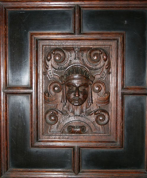 Cabinet in Flemish style