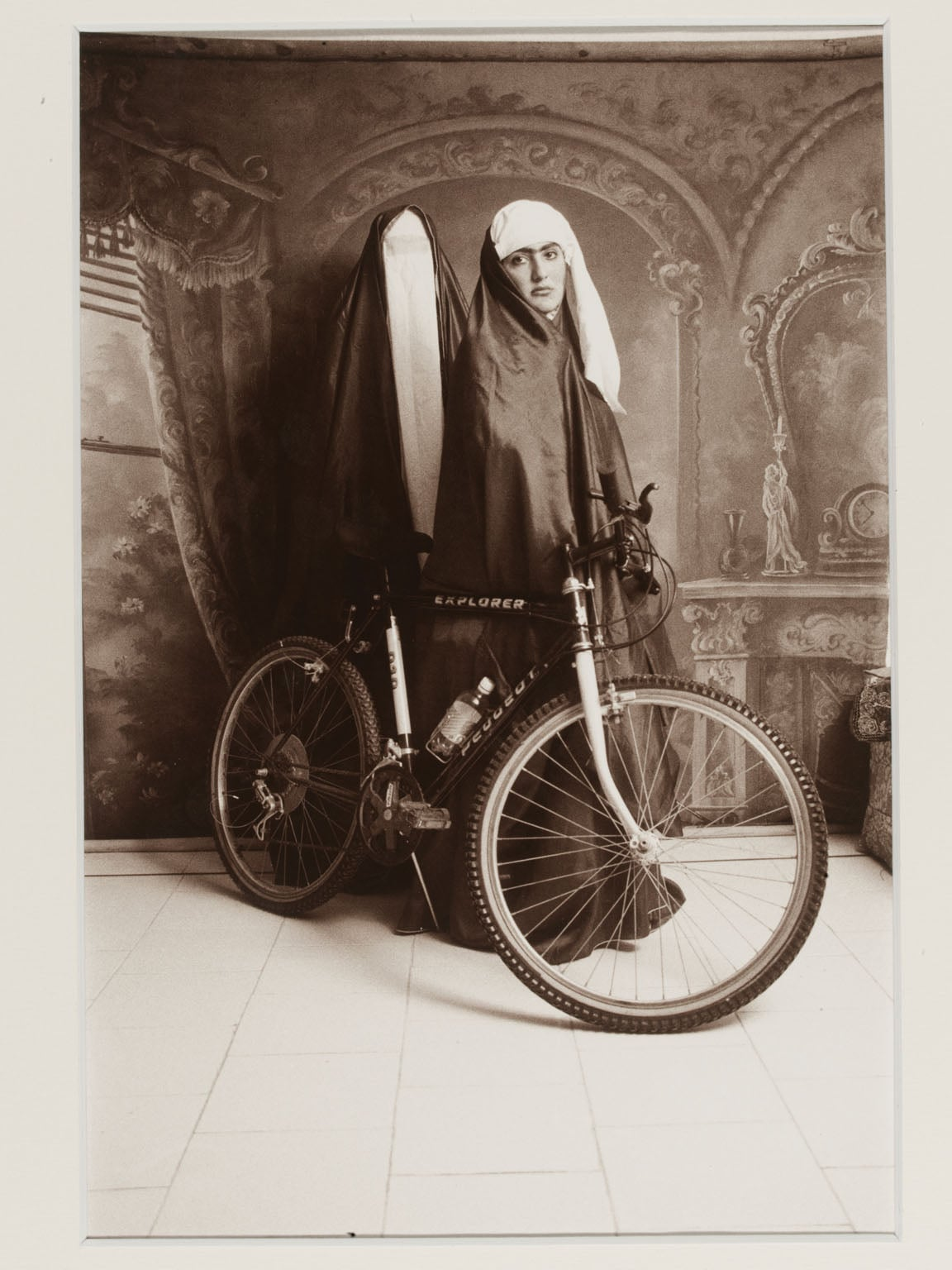 Qajar (Art Fund Collection of Middle Eastern Photography)