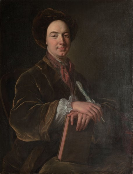 Portrait of William Murray, 1st Earl of Mansfield