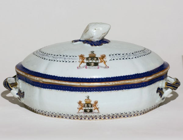 Tureen with the Arms of Pratt