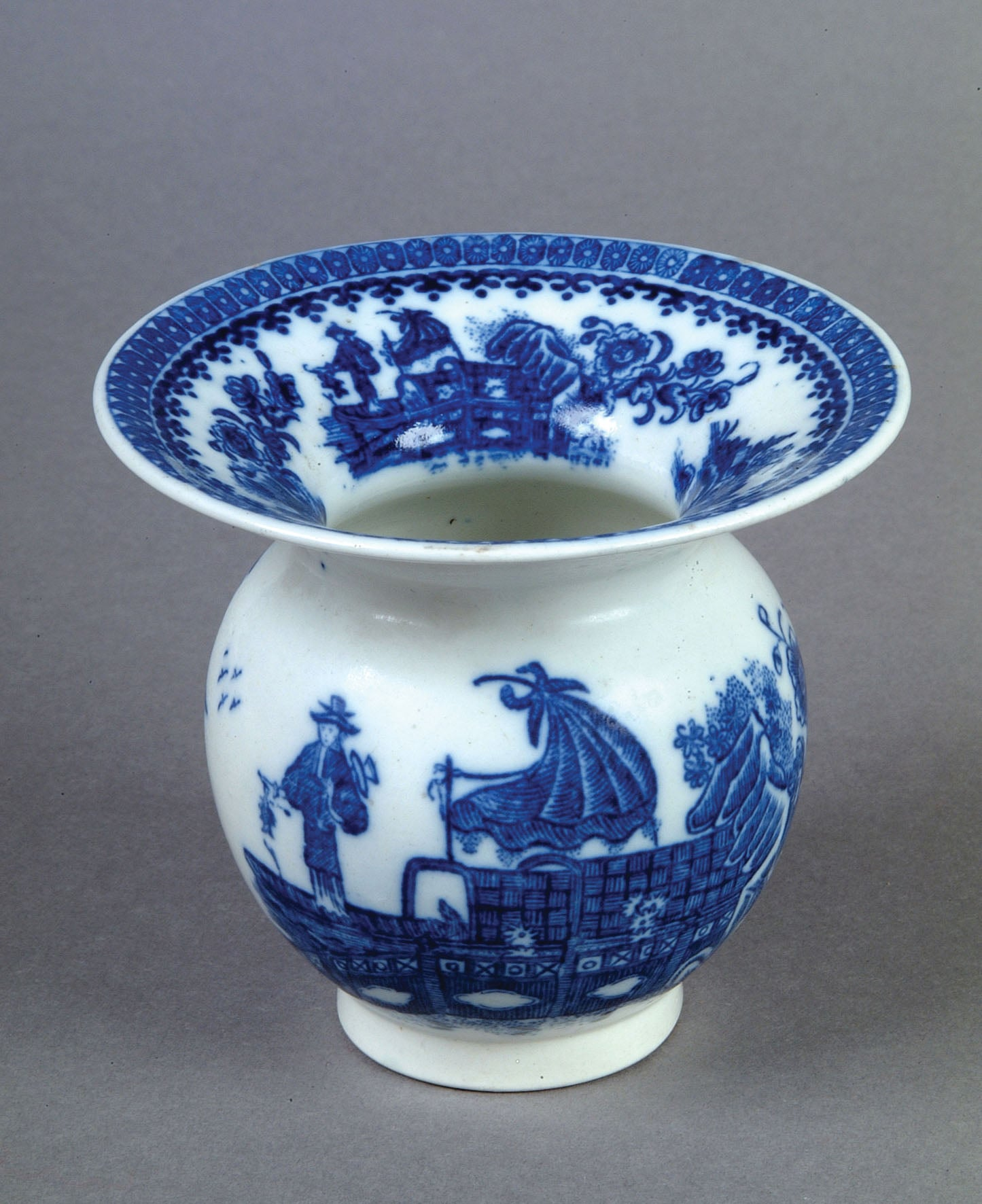 Godden collection of Caughley porcelain
