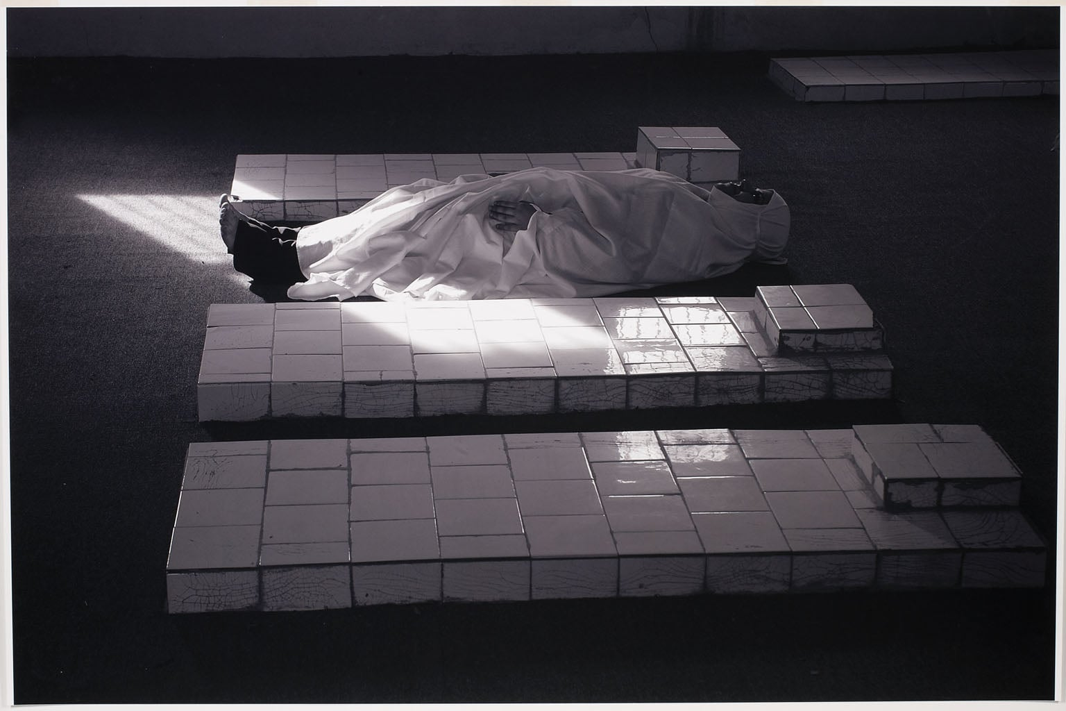 Prints from the 'Light' series (Art Fund Collection of Middle Eastern Photography)