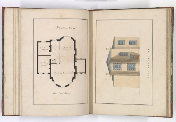 Bray's Designs for Cottages and Villas