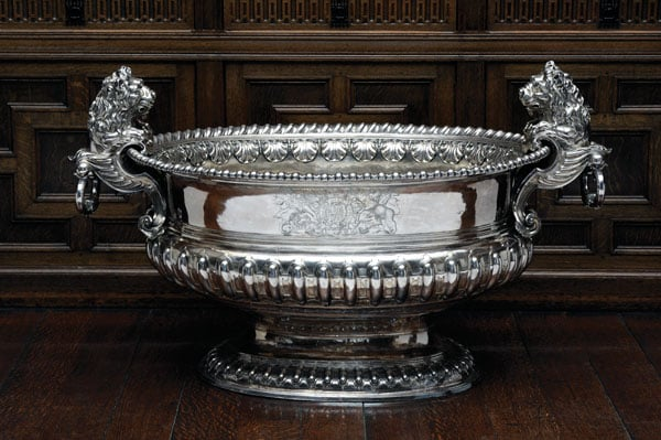 Great Silver Wine Cistern of Thomas Wentworth, Lord Raby