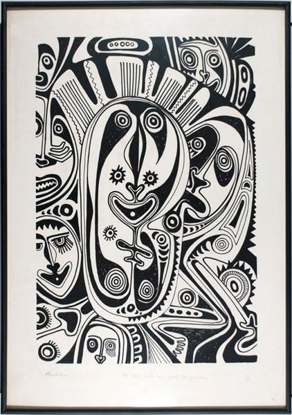 The Rogers Collection of Modern Papua New Guinea Art