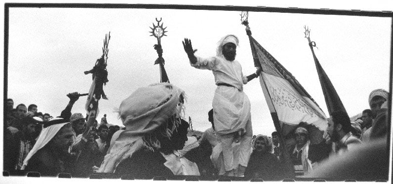 Prints from the series Sufis: The day of al-Ziyara (Art Fund Collection of Middle Eastern Photography)