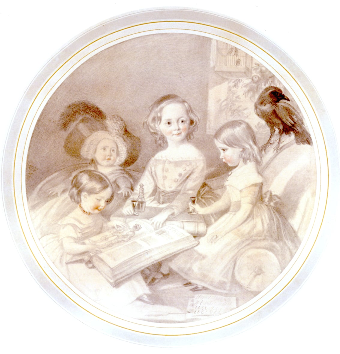 The Children of Charles Dickens