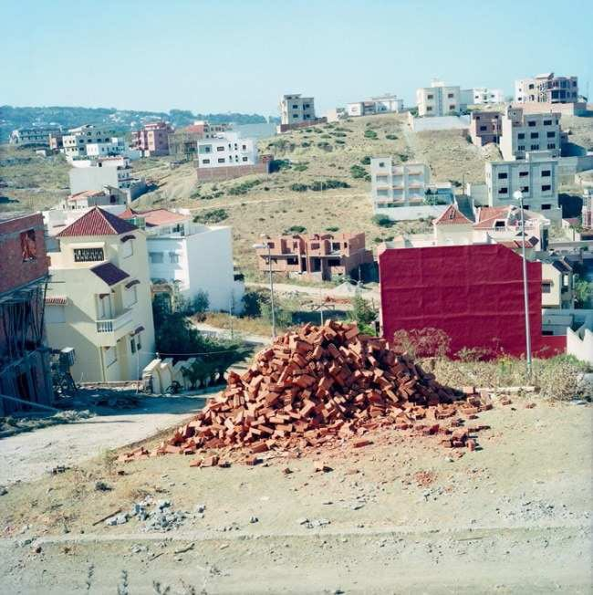 Briques (Bricks) - Art Fund Collection of Middle Eastern Photography
