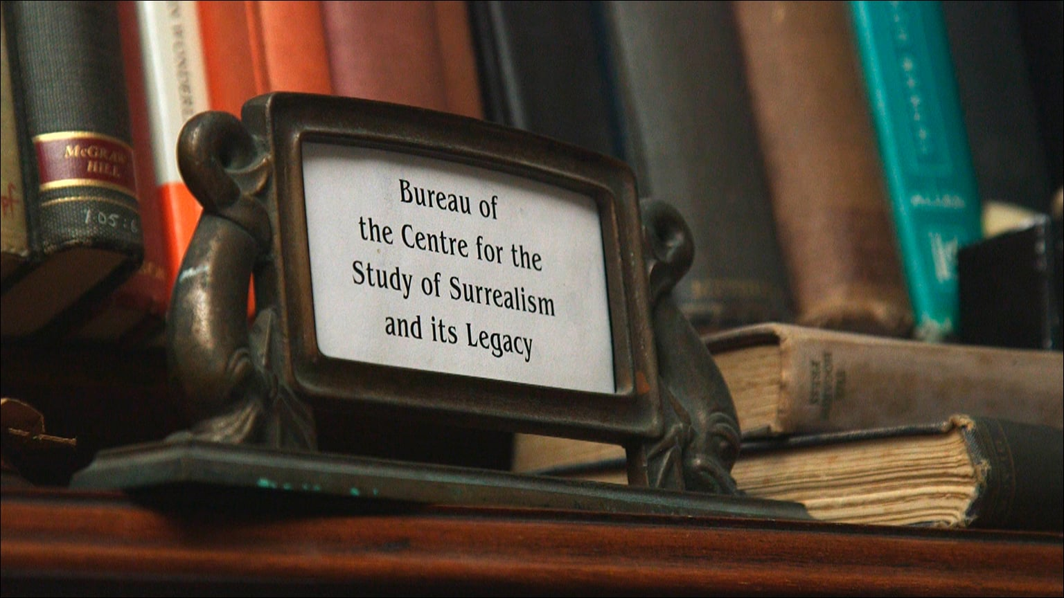 The Bureau of the Centre for the Study of Surrealism and Its Legacy