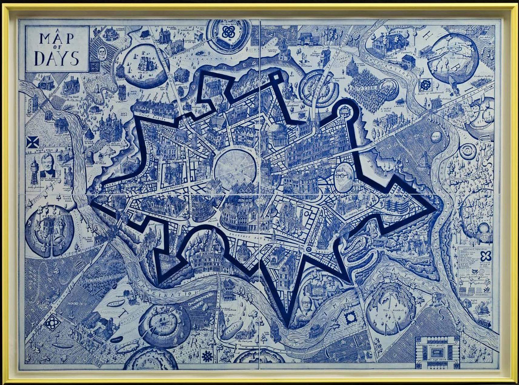 Courtesy the Artist, Paragon Press and Victoria Miro, London; © Grayson Perry. Photography: Stephen White
