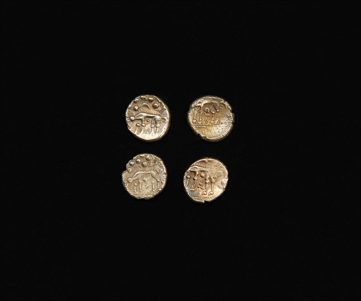 The Ashby St Mary Hoard