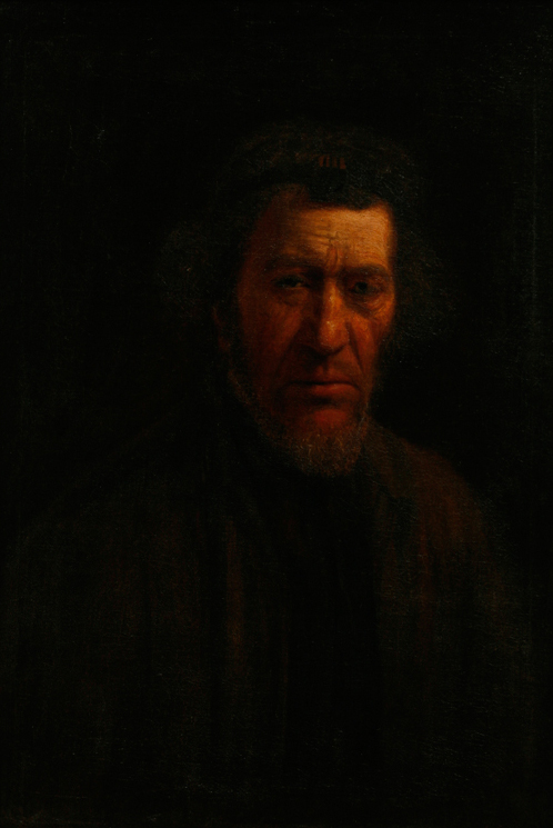 A Portrait of an Old Jew